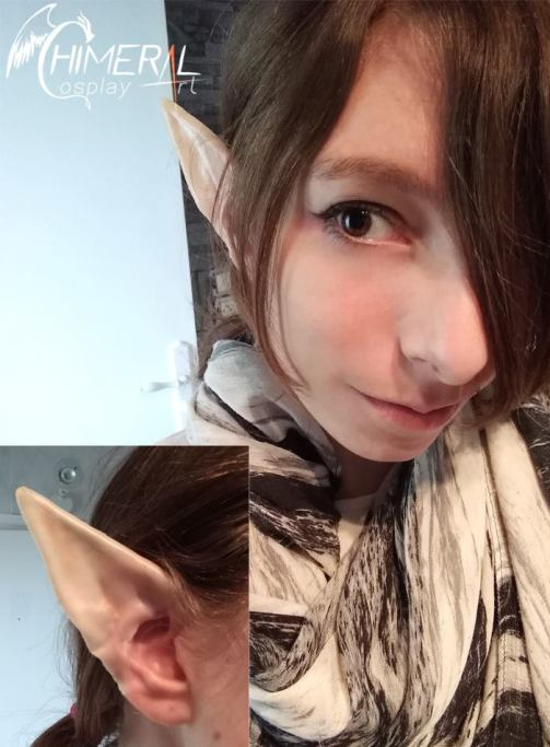 Handmade Elf ears