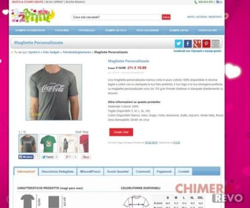 Magliette Personalizzate e T-shirt Stampate. Crea la tua Maglietta_risultato