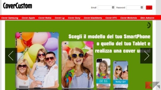 Cover personalizzate - Custom Cover _ Cover personalizzate online - covercustom.