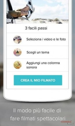 modificare video su Android