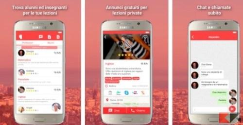 TeachApp Lezioni Private - App Android su Google Play