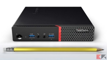 Lenovo ThinkCentre M700 Tiny
