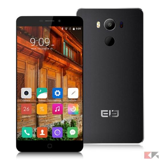 elephone-p9000 - migliori smartphone cinesi con banda 20