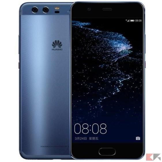 huawei p10 plus - migliori smartphone cinesi c