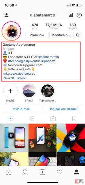 profilo instagram gaetano abatemarco