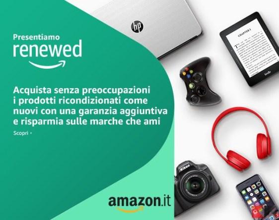 ricondizionato Amazon Renewed