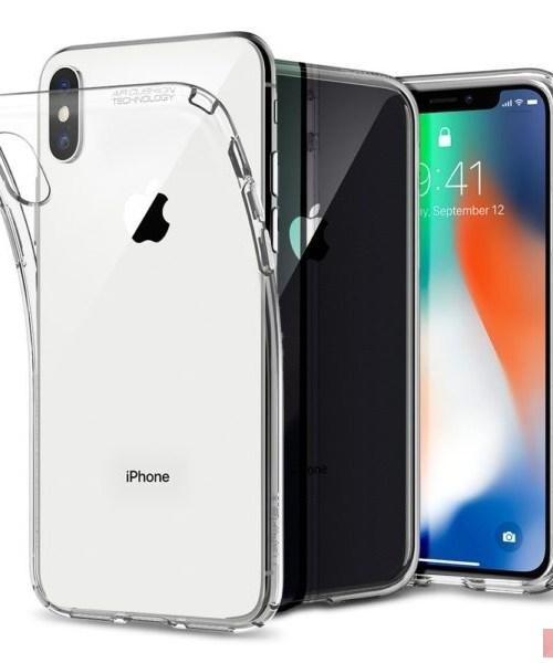 Spigen luquid crystal iPhone X