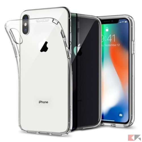 Spigen luquid crystal iPhone X