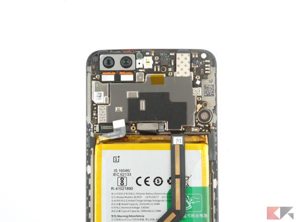batteria oneplus 5