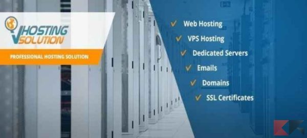 hosting WordPress: VHosting