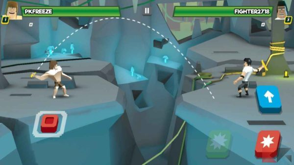 giochi senza wifi: Fling Fighters