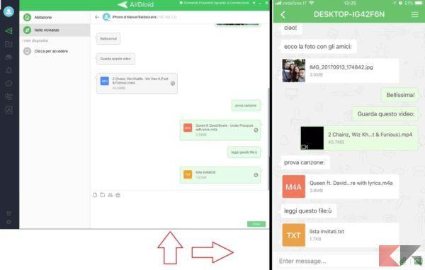 app per trasferire foto da pc a iphone senza itunes