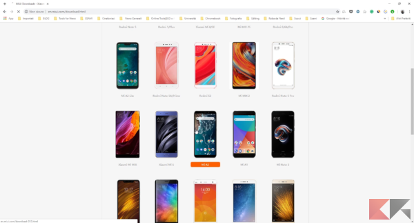 Google camera Xiaomi Mi A2 Lite