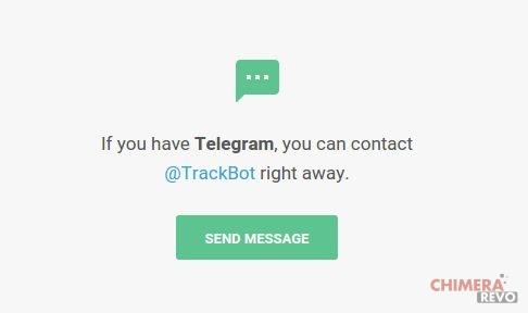 Come tracciare pacchi con Telegram