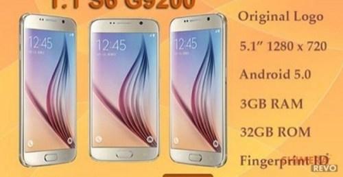 Cloni Samsung Galaxy S6