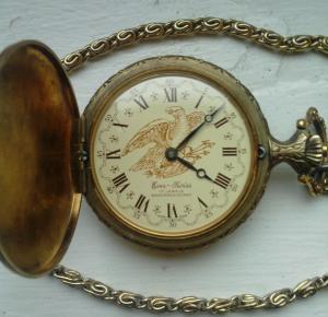 Chimesfreedom's Pocket Watch
