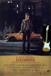 Taxi Driver Music