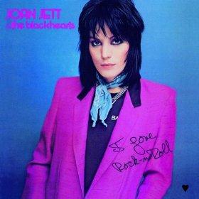 Joan Jett I Love Rock 'n' Roll Blackhearts