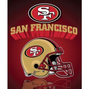 San Francisco 49ers Fleece