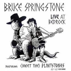 bruce springstone meet the flintstones take me out to the ballgame