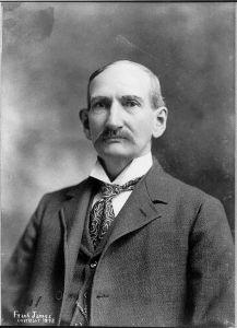 Frank James 1898