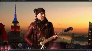 U2 Invisible New York