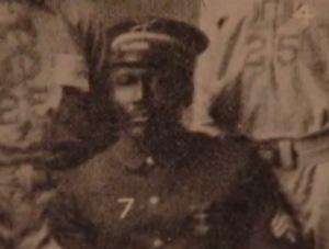 Teddy Roosevelt Soldier Discharge