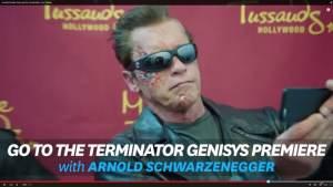 arnold terminator prank
