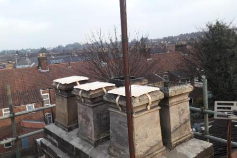 Square Disused Chimney, Square Chimney Cowls – The Best Range Available, Chimney Cowl Products