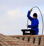 Chimney sweep Manhattan New York