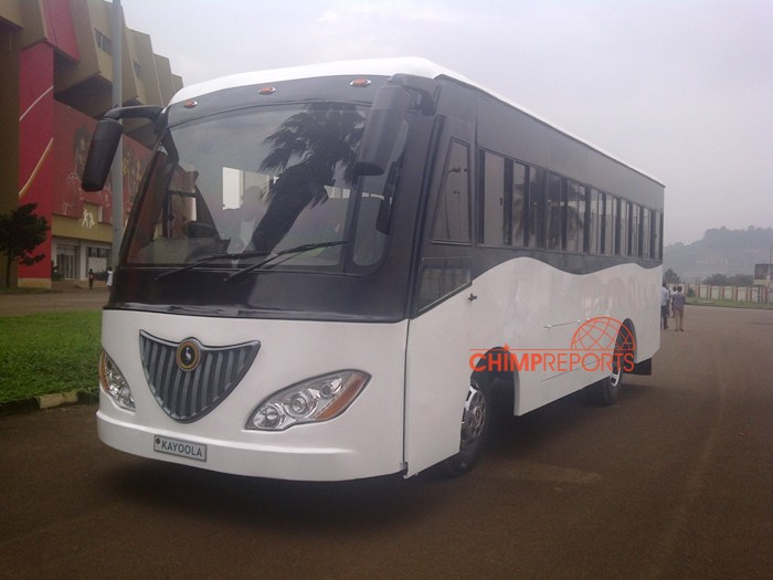 The Kayoala bus will be using solar energy
