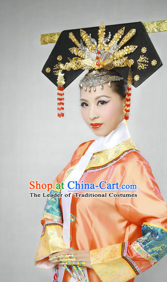 Traditional Japanese Princess Hair