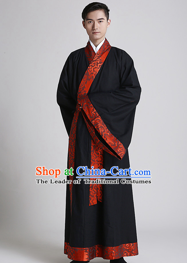 Ancient Chinese Male Clothing