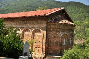 Bachkovo Monastery Only Original Structure
