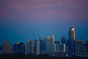 Austin-Texas-Sunset