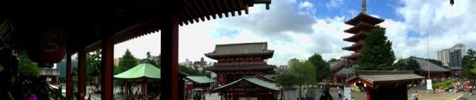 Japan: Senso-Ji Temple and Nakamise Street