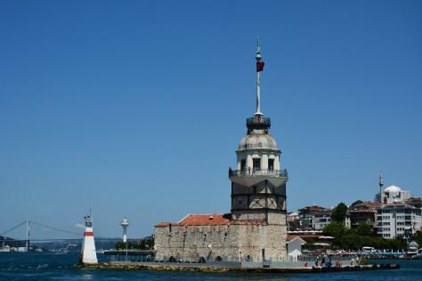 The Maiden's Tower Bosphorus Istanbul