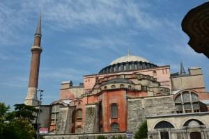 Turkey-Istanbul-Hagia-Sophia