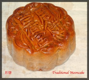 China, Shanghai, Mooncake