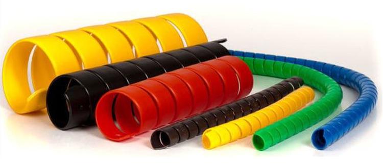 Hydraulic Hose Protector Wrap