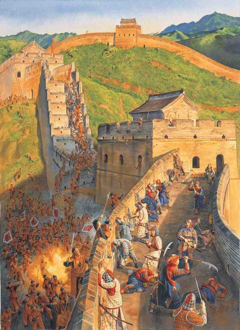 1000 images about great wall of china project on on the great wall of china id=70466