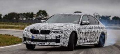 Новый BMW M5 - мы знаем все больше и больше
