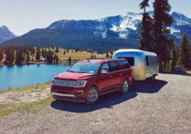Новый Ford Expedition