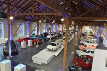 Первый музей Mazda в Европе