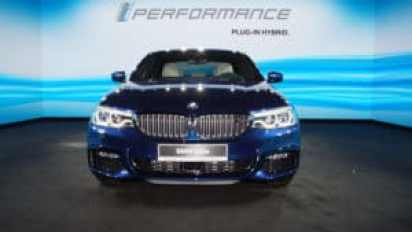 Дебют BMW 530e iPefrormance