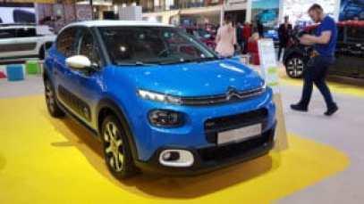 Citroën повышает комфорт