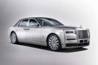 Новый Rolls-Royce Phantom – эталон роскоши