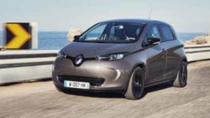 Renault Zoe сможет ехать дальше