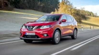 Nissan X-Trail новый дизельный двигатель