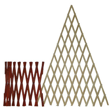 Bamboo Trellis Sticks U Hoops